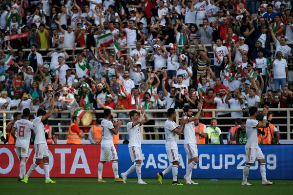 يسعى لاعبو المنتخب الإيراني الى الثأر من خروجهم من كأس آسيا 2015 على يد العراق في ربع النهائي.