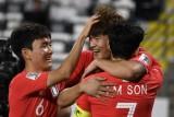 سون العائد يقود كوريا الجنوبية الى الصدارة على حساب الصين