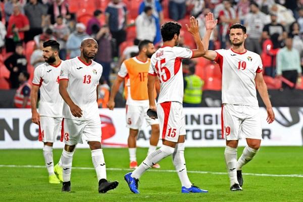 يحلم منتخب الاردن بتخطي ربع النهائي للمرة الاولى في تاريخه