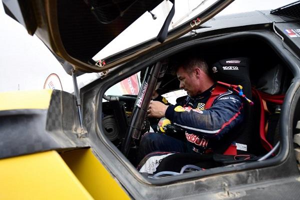 الفرنسي سيباستيان لوب (بيجو 3008 ـ بي إتش سبور) سجل اسرع توقيت في المرحلة الثامنة
