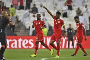 هدف قاتل يضع عمان في ثمن نهائي كأس آسيا