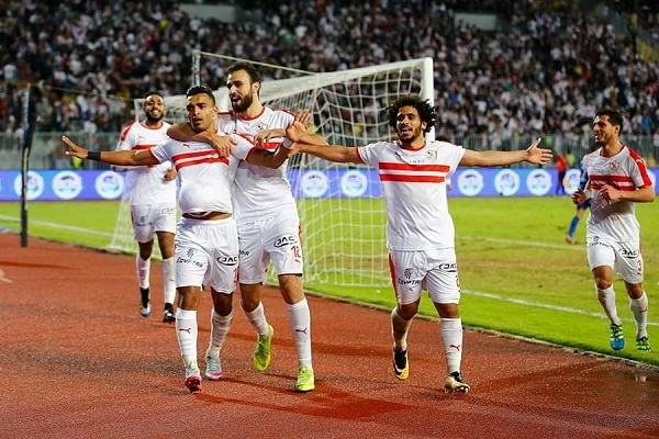 Image result for ‫الزمالك يهزم   2019‬‎