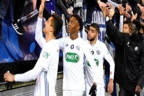ستراسبورغ يتأهل لمواجهة سان جرمان في دور الـ 16 من كأس فرنسا