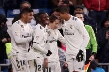 ريال مدريد يثأر من إشبيلية بثنائية وأرسنال يسقط تشيلسي