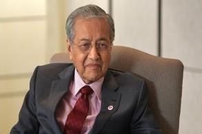 إسرائيل تتهم رئيس وزراء ماليزيا بمعاداة السامية وتندد بموقفه
