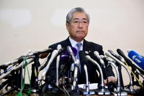 رئيس اللجنة الأولمبية اليابانية تسونيكازو تاكيدا