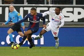 سان جرمان للثار من غانغان في الدوري الفرنسي