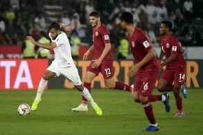 قطر تفوز على السعودية وتضعها بمواجهة اليابان