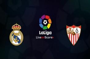 قمة نارية بين ريال مدريد وإشبيلية