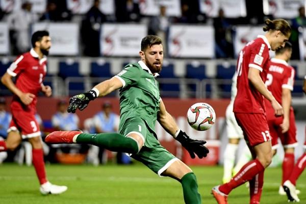 يأمل المنتخب اللبناني لكرة القدم في تحقيق أول فوز له في كأس آسيا، للحفاظ على أمل بالتأهل الى الدور الثاني لنسخة الإمارات 2019.