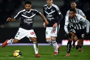 بريق كارامو يهدي بوردو ثلاث نقاط على حساب انجيه في الدوري الفرنسي