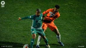 من مباراة نهضة بركان ضد جاراف السنغالي