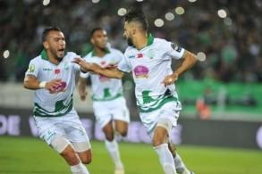 الرجاء حامل اللقب إلى دور المجموعات في كأس الاتحاد الإفريقي