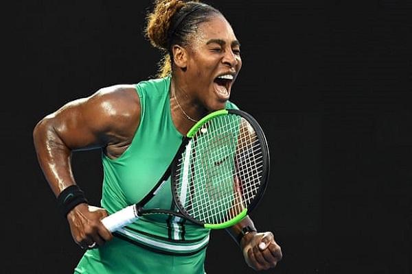 سيرينا تهزم المصنفة أولى وتبلغ ربع نهائي بطولة أستراليا المفتوحة
