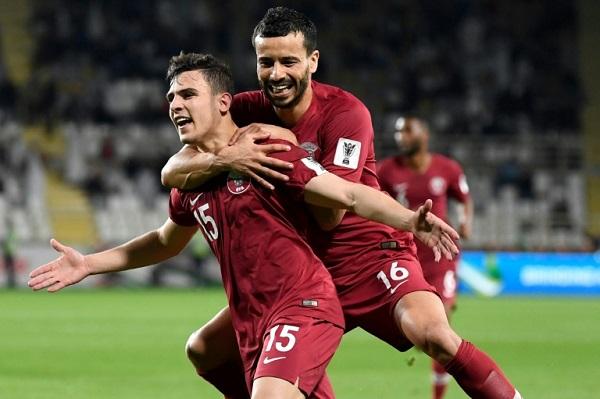 انزعج العراقيون من احتفالات بسام الراوي بعد تسجيله لقطر في كأس آسيا 2019