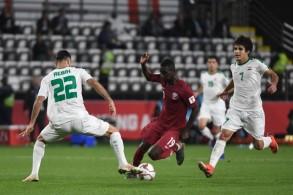 قطر تتخطى العراق بهدف وتبلغ ربع نهائي كأس آسيا