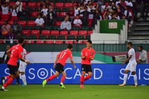 كوريا الجنوبية تهزم البحرين بعد التمديد وتبلغ ربع النهائي