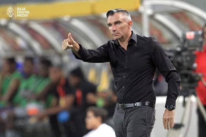 المدرب الفرنسي باتريس كارترون