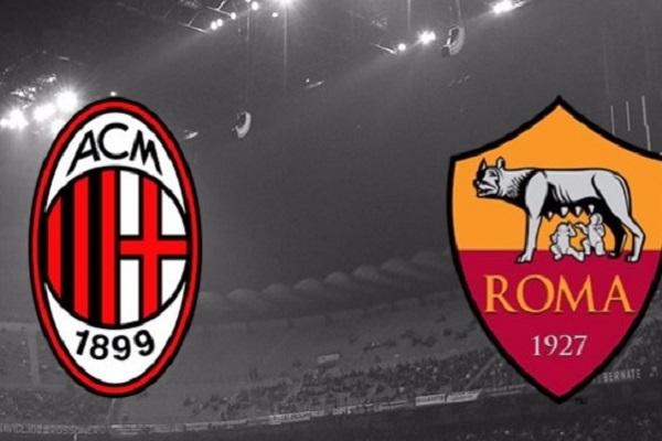 قمة بين روما وميلان على المركز الرابع في الدوري الإيطالي