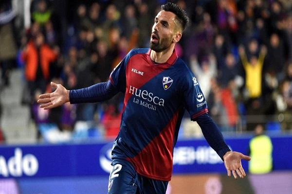 فوز ثالث كبير لهويسكا في الدوري الإسباني