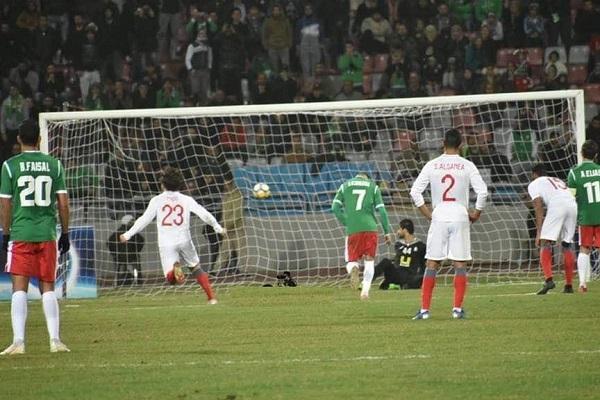 الكويت يقصي الوحدات من الملحق المؤهل إلى دوري أبطال آسيا