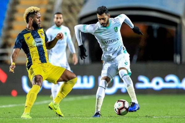 الأهلي يهزم الحزم ويصعد إلى المركز الثالث في الدوري السعودي
