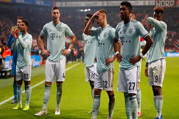 بايرن ميونيخ لتحاشي الخروج المبكر من كأس ألمانيا