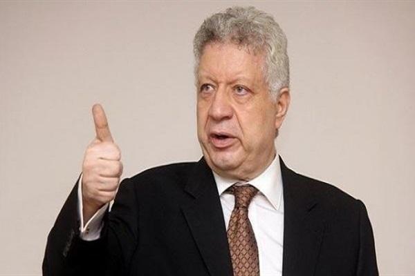 مرتضى منصور، رئيس نادي الزمالك