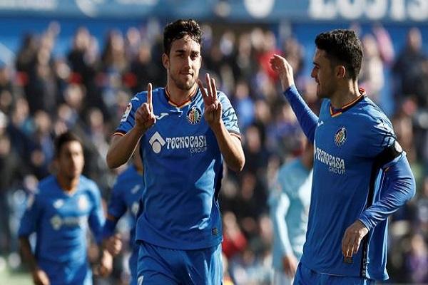 خيتافي يشدد الخناق على أشبيلية الرابع في الدوري الإسباني