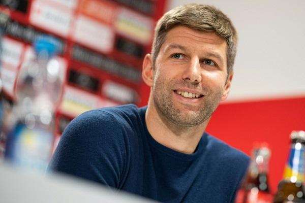لاعب كرة القدم الدولي الألماني السابق توماس هيتسلبرغر