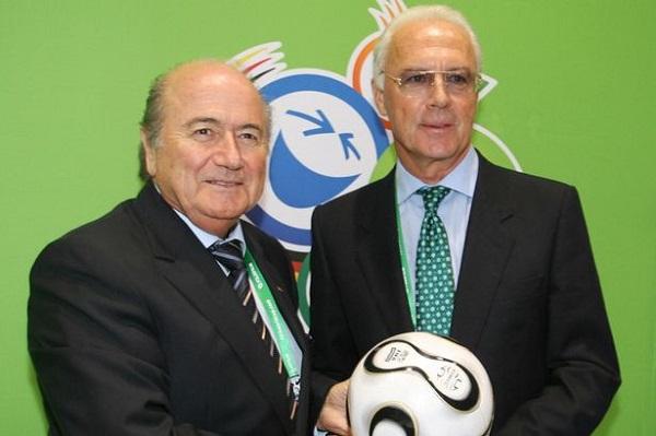 استدعاء قضائي سويسري لبلاتر بشأن منح ألمانيا استضافة مونديال 2006