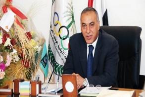 انتخاب رعد حمودي رئيسا للجنة الأولمبية العراقية للمرة الثالثة على التوالي