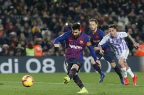 فوز صعب لبرشلونة قبل مواجهة ليون