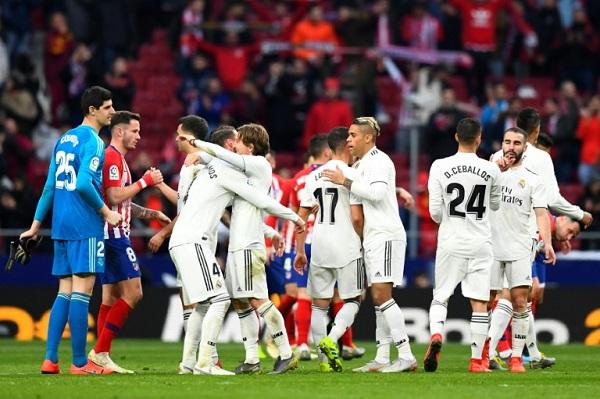 ريال مدريد يرفع راية الشبان أمام موهوبي أياكس