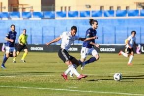 الجونة يهزم بيراميدز ويسدي خدمة كبيرة للزمالك في الدوري المصري