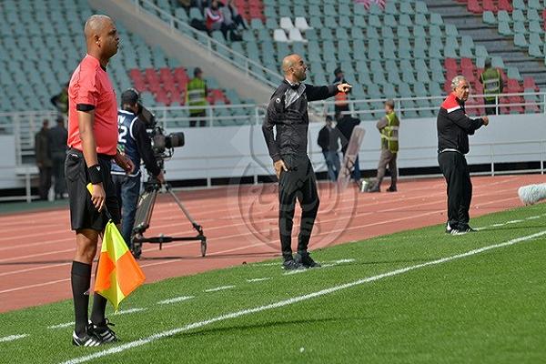 حكم سنغالي في البطولة المغربية