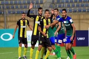 مصر المقاصة ينفرد بالمركز الرابع بنقطة امام المقاولون