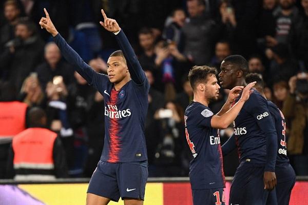 فوز صريح لسان جرمان على نيم بثلاثية في الدوري الفرنسي