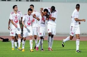 عين الشارقة على اقتراب إضافي من حلم لقب الدوري الإماراتي