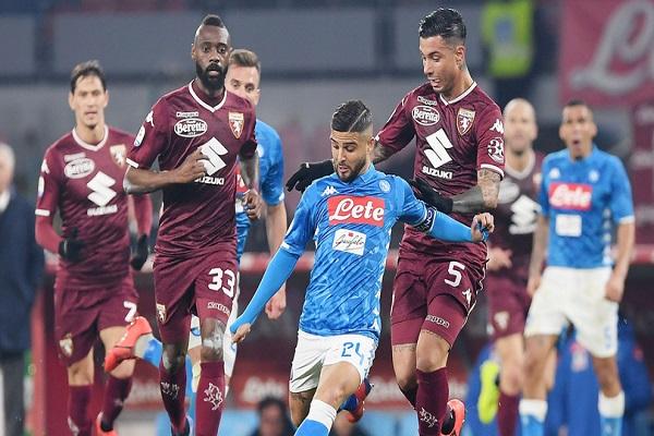 نابولي يواصل نزيف النقاط وفوز صعب لإنتر ميلان وخسارة مفاجئة للاتسيو