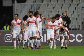الزمالك يهزم إنبي ويعزز صدارته للدوري المصري