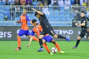 النصر ينتزع فوزا صعبا من الفيحاء في الدوري السعودي