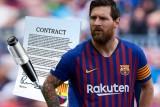 التجارب السابقة تدفع بإدارة برشلونة لفتح مفاوضات تجديد عقد ميسي