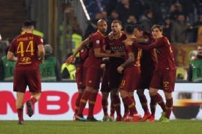 روما يهزم بولونيا وينفرد بالمركز الخامس في الكالتشيو