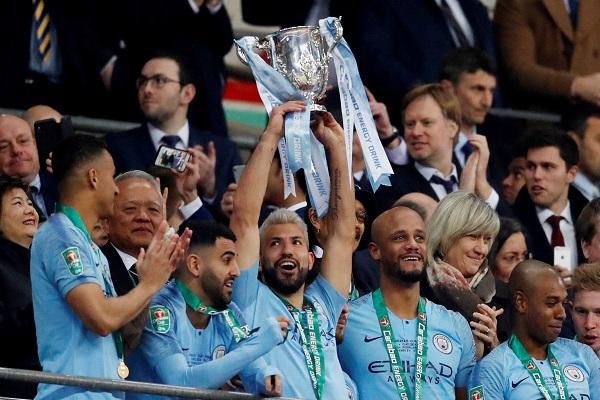 مانشستر سيتي يحرز لقب كأس الرابطة على حساب تشلسي بركلات الترجيح