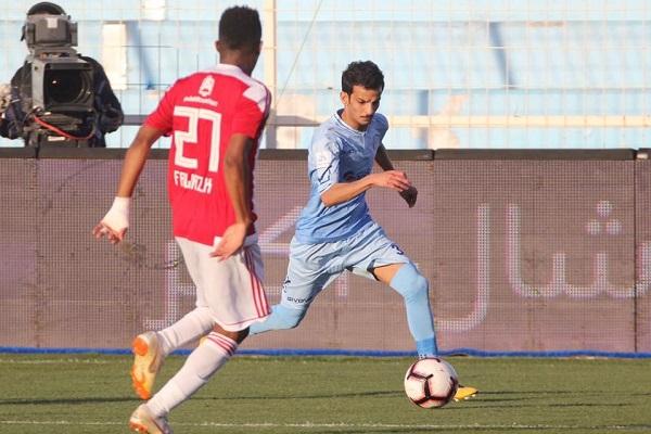 الوحدة ينتزع نقطة تعادل صعب من الباطن في الدوري السعودي
