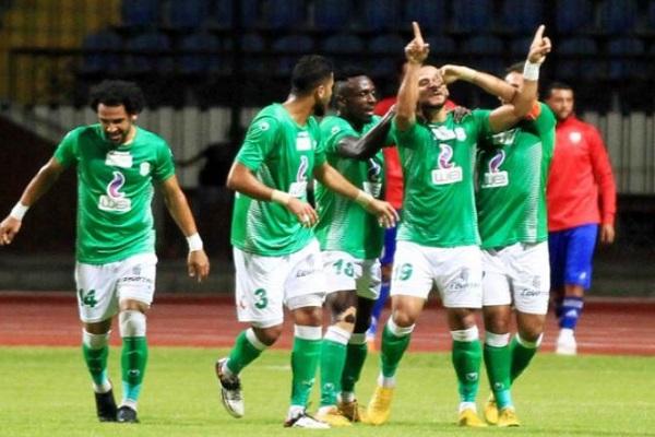 فوز مستحق للاتحاد السكندري على الانتاج في الدوري المصري
