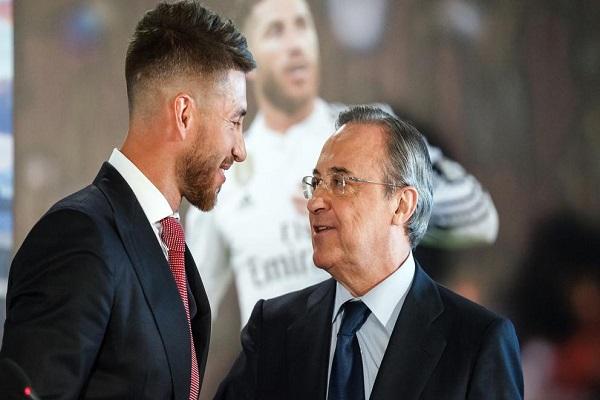 تفاصيل جديدة بشأن خلاف راموس مع رئيس ريال مدريد