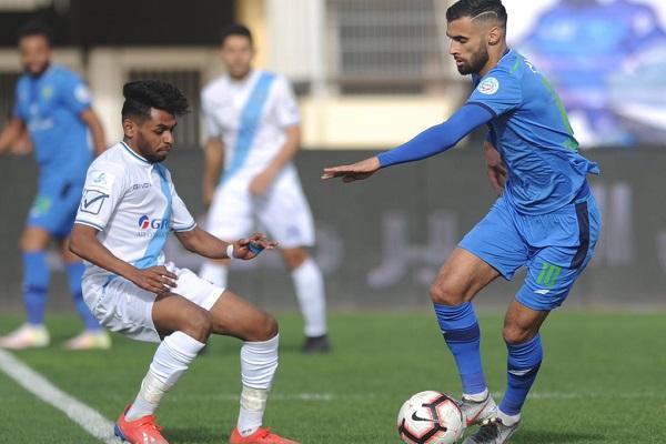 فوز ثمين للباطن على الفتح في الدوري السعودي