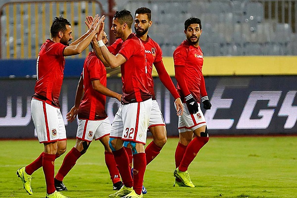 الأهلي يضيق الخناق على الزمالك في الدوري المصري